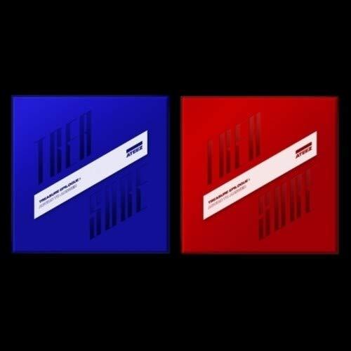 CD : ATEEZ - Treasure Epilogue: Action To Answer (a + B Ver) (2 Discos)