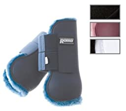 Roma Fleece Lined Open Front Boots - Set of 2