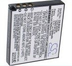 Battery for Panasonic Lumix DMC-FS5, Lumix DMC-FS20, Lumix DMC-FS20EG-K, Lumi...