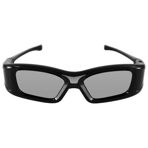 Compatible BenQ 3D Glasses (DLP-Link) by Quantum 3D (N44) sg08 dlp 3d shutter glasses for dlp link projector black