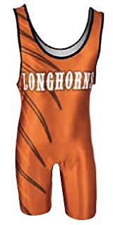 Dynamic Revage Elite Series Sublimated Team Wrestling Singlet (Call 1-800-234-2775 to order)