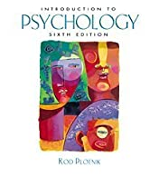 Introduction to Psychology With Infotrac by Plotnik