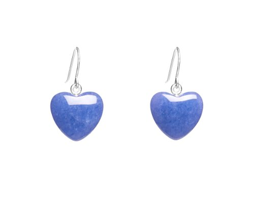 Lola Rose 'Daniella' True Blue Quartzite Earrings