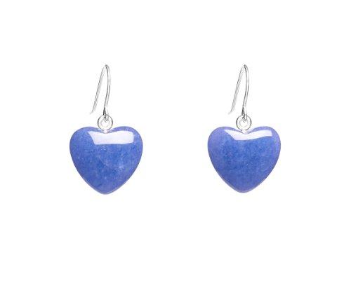 Lola Rose 'Daniella' True Blue Quartzite Earrings