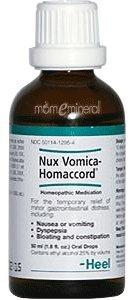 Nux Vomica Homaccord 50 ml by Heel/BHI