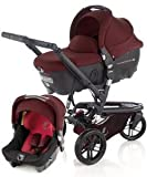 Jane Trider Formula Travel System Flame R62
