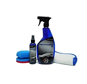 Ultima Interior Clean, Protect and Preserve Kit ULT-6200 from PREMIUM FINISH CARE