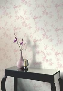 Opera Chinoise Wallpaper - Cream With Elegant Tra from New A-Brend