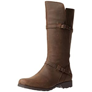 Teva Women's De La Vina Boot,Brown,8 M US