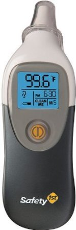 Safety 1St Advanced Solutions Ear, Food And Bath Thermometer