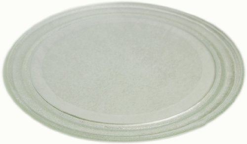 LG Electronics 3390W1A044B 12-Inch Microwave Oven Glass Turntable Tray (Lg Electronics Inc compare prices)