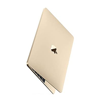 Apple MacBook MLHF2HN/A 12-inch Laptop (Core m5/8GB/512GB/OS X El Capitan/Integrated Graphics), Gold