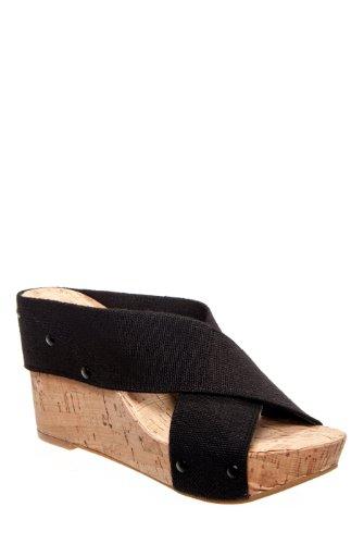 Lucky Brand Miller2 Slip-On Wedge Sandal