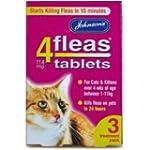Johnsons V�t�rinaire 4fleas Tablettes...