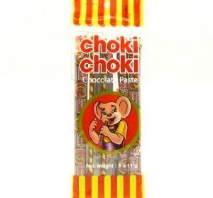 Choki Chocolate Paste Sticks Snack (3 Packs) : Candy And Chocolate