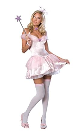 Wizard Of Oz Glinda The Good Witch Sexy Adult Women's Costume