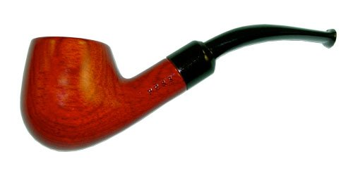 F.e.s.s Bent Rhodesian Rosewood Tobacco Pipe