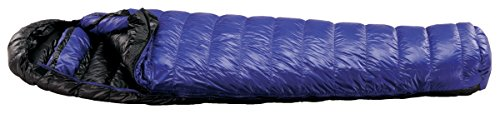 寝袋 イスカ(ISUKA) エア450X ロイヤルブルー [最低使用温度-6度]