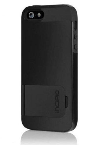 Best Price Incipio The Kicksnap iPhone 5 Case One Size Black