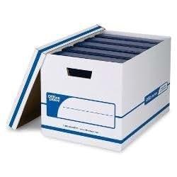 Model  Universal Economy Storage Box  Storage File Boxes  Office Products