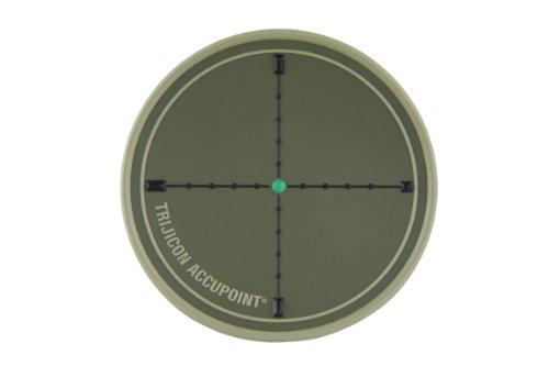 Trijicon Velcro Trijicon Mil-Dot Patch, Olive