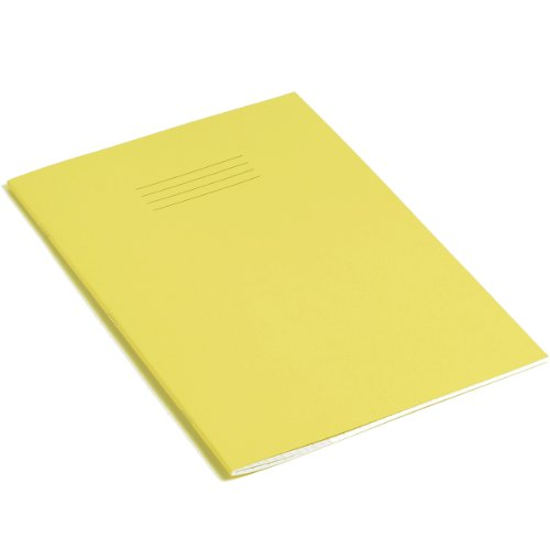rhino-s10-a4-64-page-exercise-book-yellow-pack-of-10
