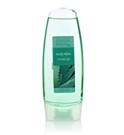 Essential Extracts Aloe Vera Shower Gel 250ml