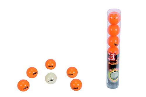 6-extra-balls-for-squap-pop-paddles-ball-game-by-simba-set-includes-5-standard-balls-1-glow-in-the-d