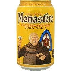モナステル アビィビール 330ml×24本 [ベルギー産]