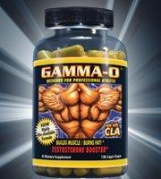 Gamma Enterprises Testosterone Booster with CLA 120 Liqui-Caps