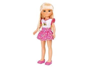 Famosa - poupée nancy fashion tresses 43 cm - 7000010361c