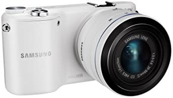 Samsung NX2000 20.3MP Digital Camera (Certified Refurbished) - with 20-50mm Lens