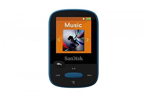 sandisk-clip-sport-8gb-mp3-player-blue-with-lcd-screen-and-microsdhc-card-slot-sdmx24-008g-g46b