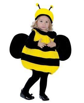 Plush (Bumble Bee Halloween Costume Toddler)