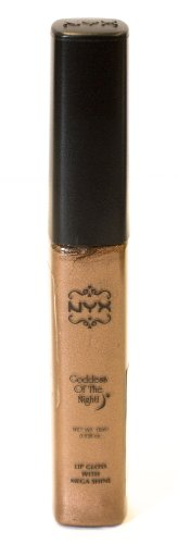 NYX Goddess of the Night Mega Shine Lipgloss - Hot Fudge