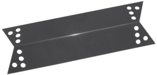 Music City Metals 90681 Porcelain Steel Heat Plate Replacement for Select Gas Grill Models by Kenmore, Nexgrill and Others