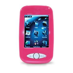 Mach Speed, Eclipse 4GB MP4 2.8 Touch Pink (Catalog Category: MP3/MP4 Players / MP3 Players Flash based)