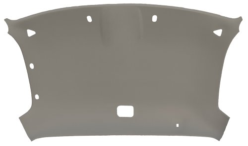 Acme AFH40-FB1808 ABS Plastic Headliner Covered With Ox Gray Foambacked Cloth (1995 Dodge Ram 1500 Headliner compare prices)