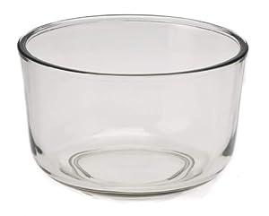 Sunbeam FPSBSMBWGL Glass Mixing Bowl for Sunbeam Heritage Stand Mixers, 4-Quart