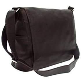 Piel Urban Messenger Bag