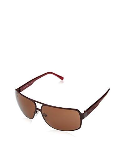 Lacoste Gafas de Sol (64 mm) Caqui
