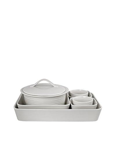 Gordon Ramsay by Royal Doulton 7-Piece White Baking Set As You See