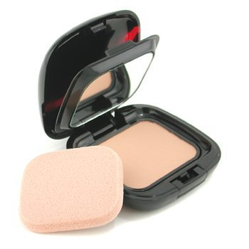 Shiseido The Makeup Perfect Smoothing Compact Foundation Spf 15 (Case + Refill) - B40 Natural Fair Beige - 10G/0.35Oz