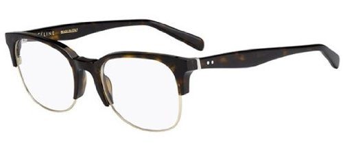 celine-41347-dark-tortoise-oro-estructura-de-metal-y-plastico-gafas