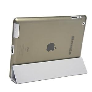 Snugg Smart Cover Companion iPad 2 - Black