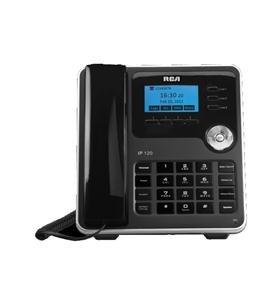 -Telefield N.A. RCA VOIP Phone, 3 SIP Regs, HD Voice, SP