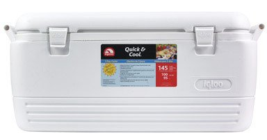 Igloo #11442 100QT White Cooler (Igloo Loop Handle Cooler Tote compare prices)