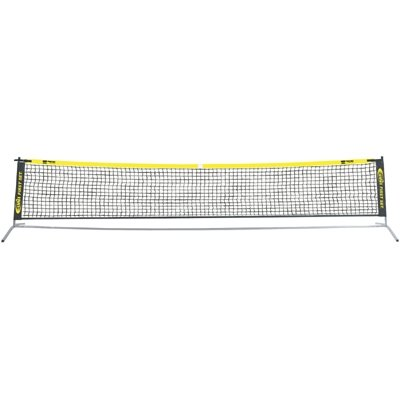 Gamma First Set Jr. Net (18 Foot, Black/Yellow)