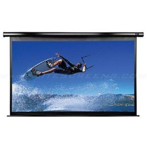 Elite Screens ELECTRIC125H-A1080P2 Spectrum Projection Screen (125 Inch 16:9 AR)