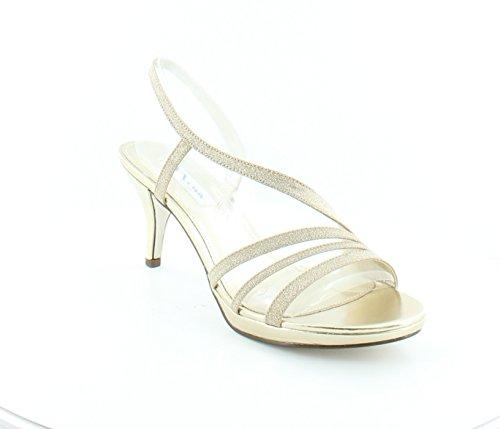Nina Women's Neely Gold Glitter 8.5